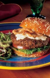 natural corn fed beef gourmet burgers